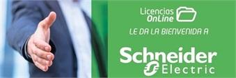 Licencias OnLine suma a Schneider Electric a su porfolio de soluciones en la Región Andina