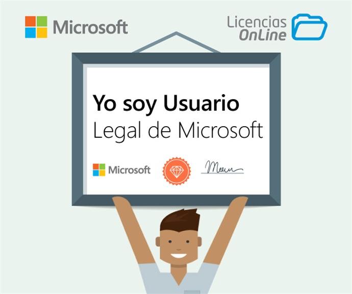 Licencias OnLine desarrolla en Paraguay la campaña 'Yo Soy Usuario Legal de Microsoft' y beneficia a los canales y clientes que apoyan el uso y venta de software legal