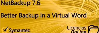 Symantec NetBackup 7.6 está ahora disponible