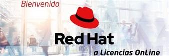 Licencias OnLine suma a Red Hat a su portfolio de marcas líderes del mercado