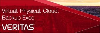 Veritas Backup Exec protege los datos críticos en el mundo multi-nube