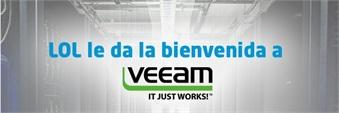 LOL suma a su portfolio la distribución de las soluciones de Veeam