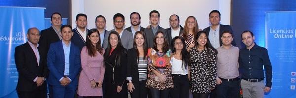 Licencias OnLine abrió sus nuevas oficinas en Perú