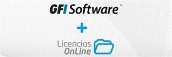 Seguridad empresarial junto a GFI y Licencias OnLine