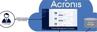 Acronis consolida la oferta de Licencias OnLine en recuperación y protección de datos
