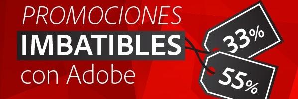 Promociones imbatibles con Adobe