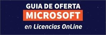 Licencias OnLine relanza su oferta de soluciones de Microsoft