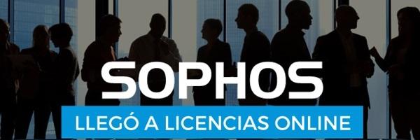 Sophos impulsa sus negocios regionales mediante la alianza con Licencias OnLine